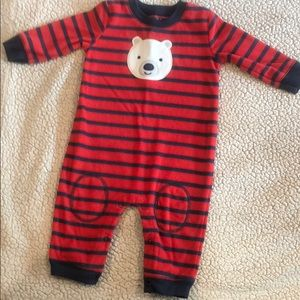 Boys 6-9 month one piece outfit